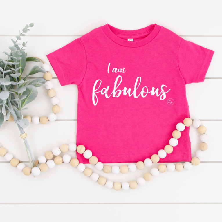 I am Fabulous | Kids