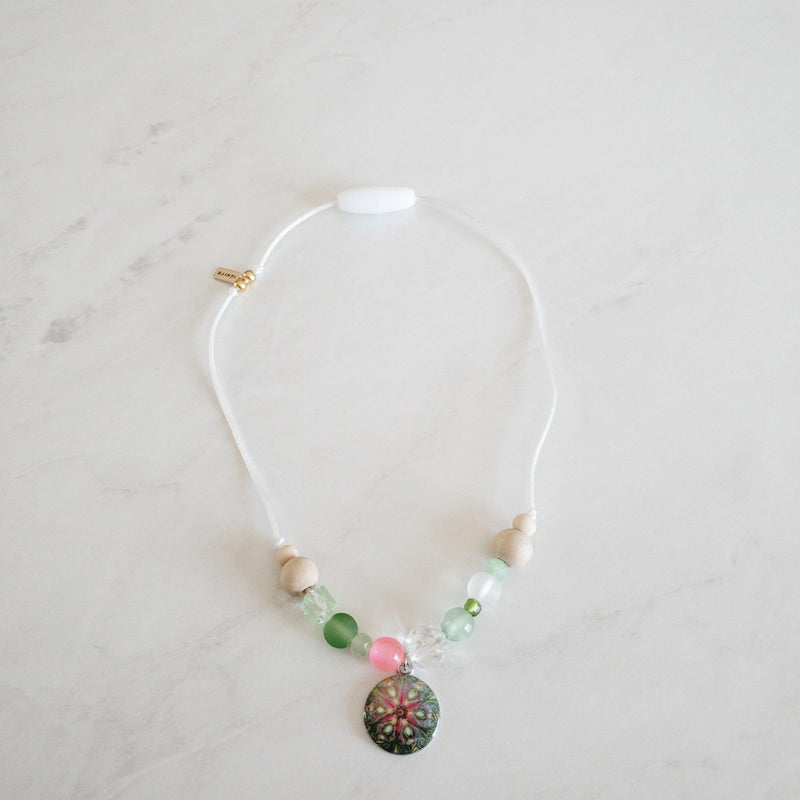 Necklaces for Girls - Sand Dollar