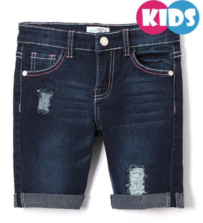 Jean Shorts for Girls