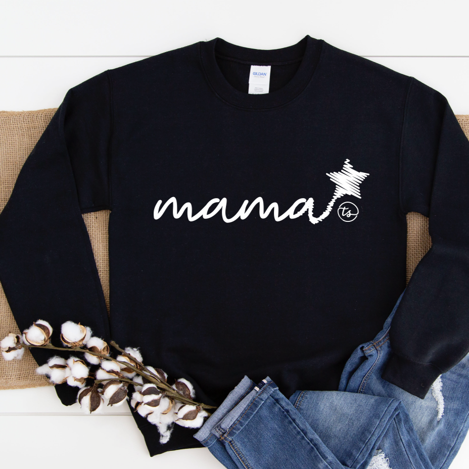 Mama Crewneck Sweater