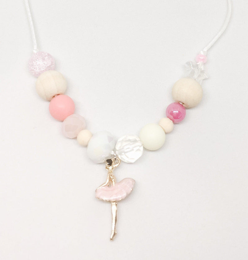 Necklaces for Girls - Ballerina