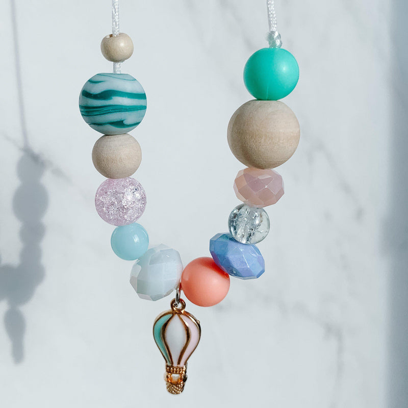 Necklaces for Girls - Hot Air Balloon