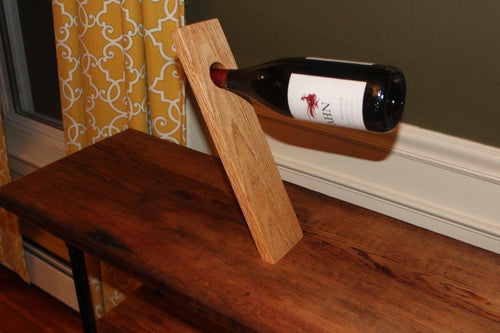 The Magic Wine Bottle Holder
