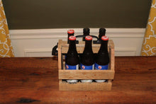 Load image into Gallery viewer, The Iliff 6 Pack Beer Caddy