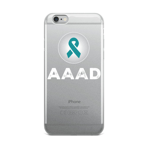 AAAD iPhone Case