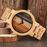Full Bamboo Watch European Style - Olafo's