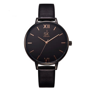 Top Brand Fashion Women Quartz Watch Design Dial - Olafo's