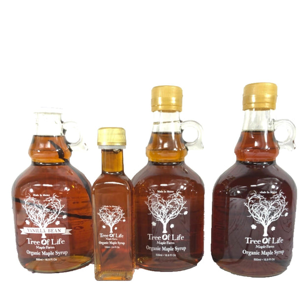 100% Maple Syrup- Various Flavors and Sizes!