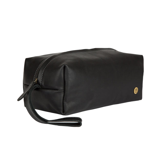 The Classic Leather Wash Bag by MAHI Leather - piper-and-dune - Leather Goods