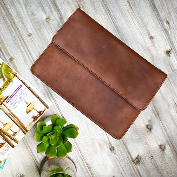 Leather Travel Wallet by MAHI Leather - piper-and-dune - Leather Goods