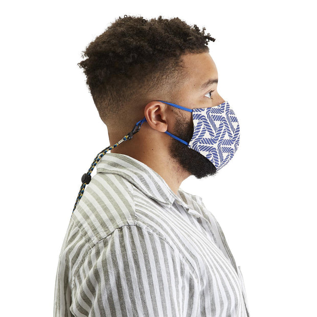 Men's Adjustable Face Mask Cover Rope Cords - 4 Options