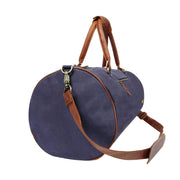 The Waxed Canvas Gym Duffle by MAHI Leather - piper-and-dune - Leather Goods