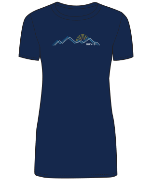Women's Mountain Sunrise Tee | Orvis