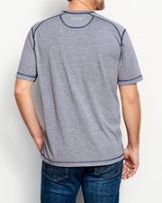 Drirelease Short Sleeve Crew Neck