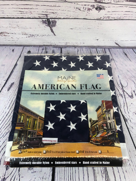 USA Flags Proudly Made In Maine, USA - piper-and-dune - Home Goods