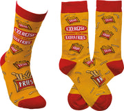 Funny Socks - One Size Fits Most - 27 Styles - piper-and-dune - Accessories