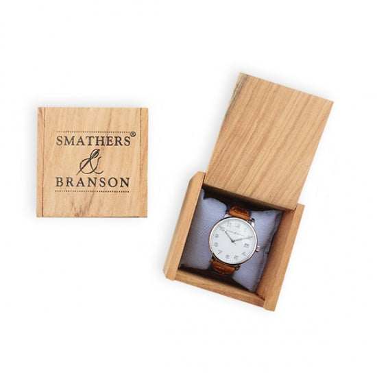 Smathers & Branson Needlepoint Watches - 3 Styles