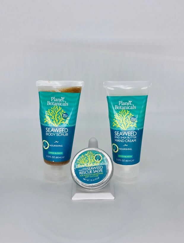 Seaweed Hand Repair Gift Set - piper-and-dune - Health + Beauty