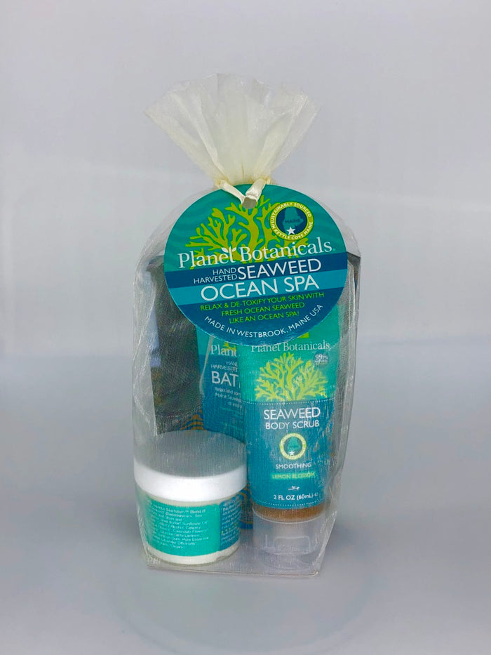 Seaweed Ocean Spa Gift Set - piper-and-dune - Health + Beauty