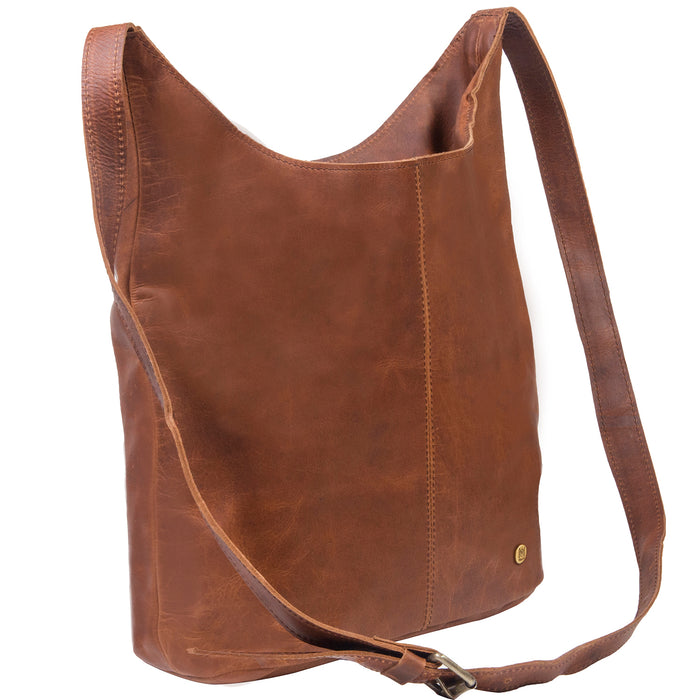 The Dixie Boho Leather Tote by MAHI Leather - piper-and-dune - Leather Goods
