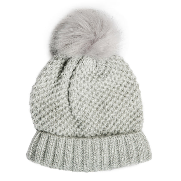 Reese Winter Hat with Pom Pom - 4 Colors