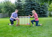 Giant 4 Connect in a Row Yard Game