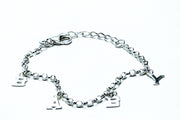 "Sterling Silver ""Baby"" Bracelet - Child Size - piper-and-dune - Jewelry"