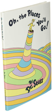 Oh, the Places You'll Go! - Hardcover