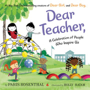 Dear Teacher, A Celebration of People Who Inspire Us - Hardcover