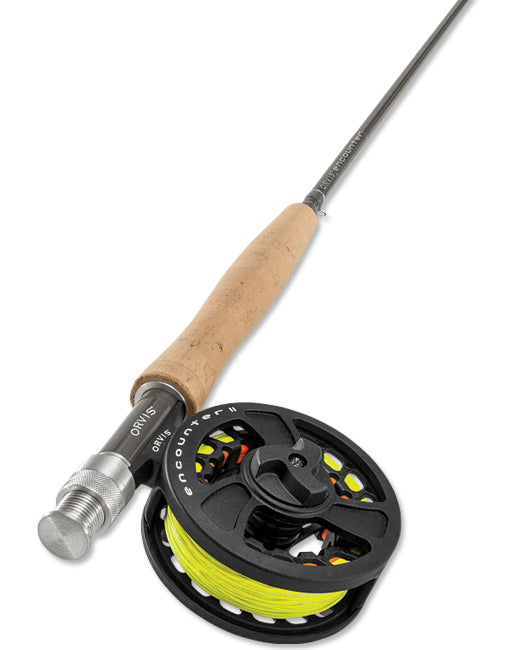 "Encounter 5-Weight 8'6"" Fly Rod Outfit 