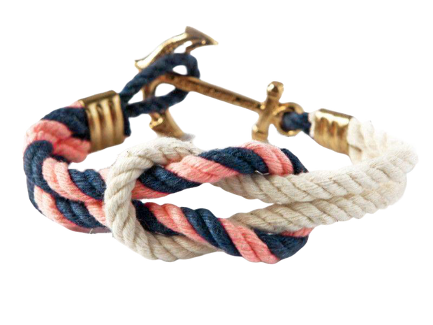 Barrington Spinnaker Rope Bracelet
