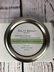 Beach Collection Hand-Poured Soy Candles - piper-and-dune - Home Goods