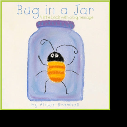 Bug in a Jar - piper-and-dune - Books