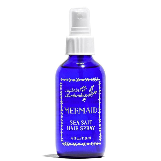 Mermaid Sea Salt Hair Spray 4oz - piper-and-dune - Health + Beauty