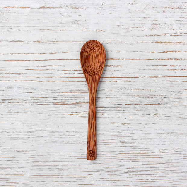 Coconut Wood Fork + Spoon (Pair) - piper-and-dune - Kitchen