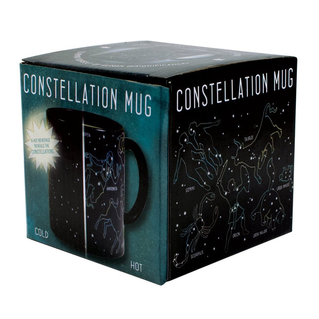 10oz. Constellation Starry Starry Night Disappearing Mug - piper-and-dune - Kitchen