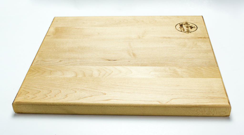Handcrafted Hard Maple Cheese Board - piper-and-dune - Home Goods