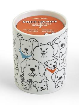 Dog Crew Scented Candles - 3 Scents