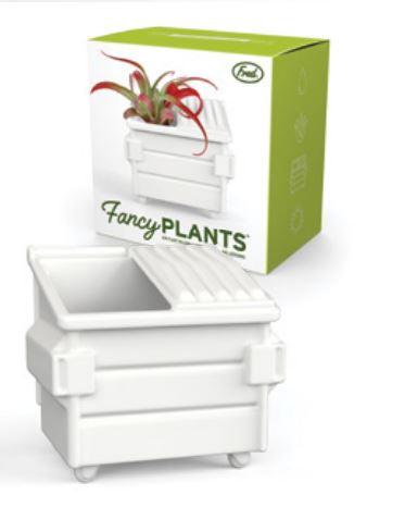 Fancy Plants - Airplant Holder - Dumpster