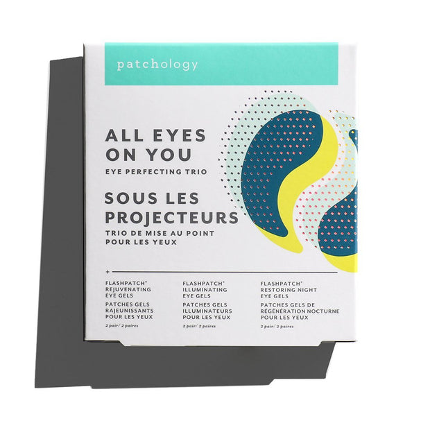 All Eyes On You Eye Perfecting Trio Kit