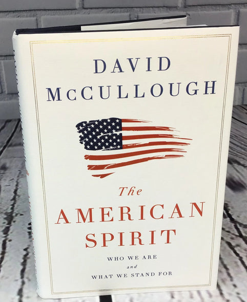 The American Spirit - Book - piper-and-dune - Books