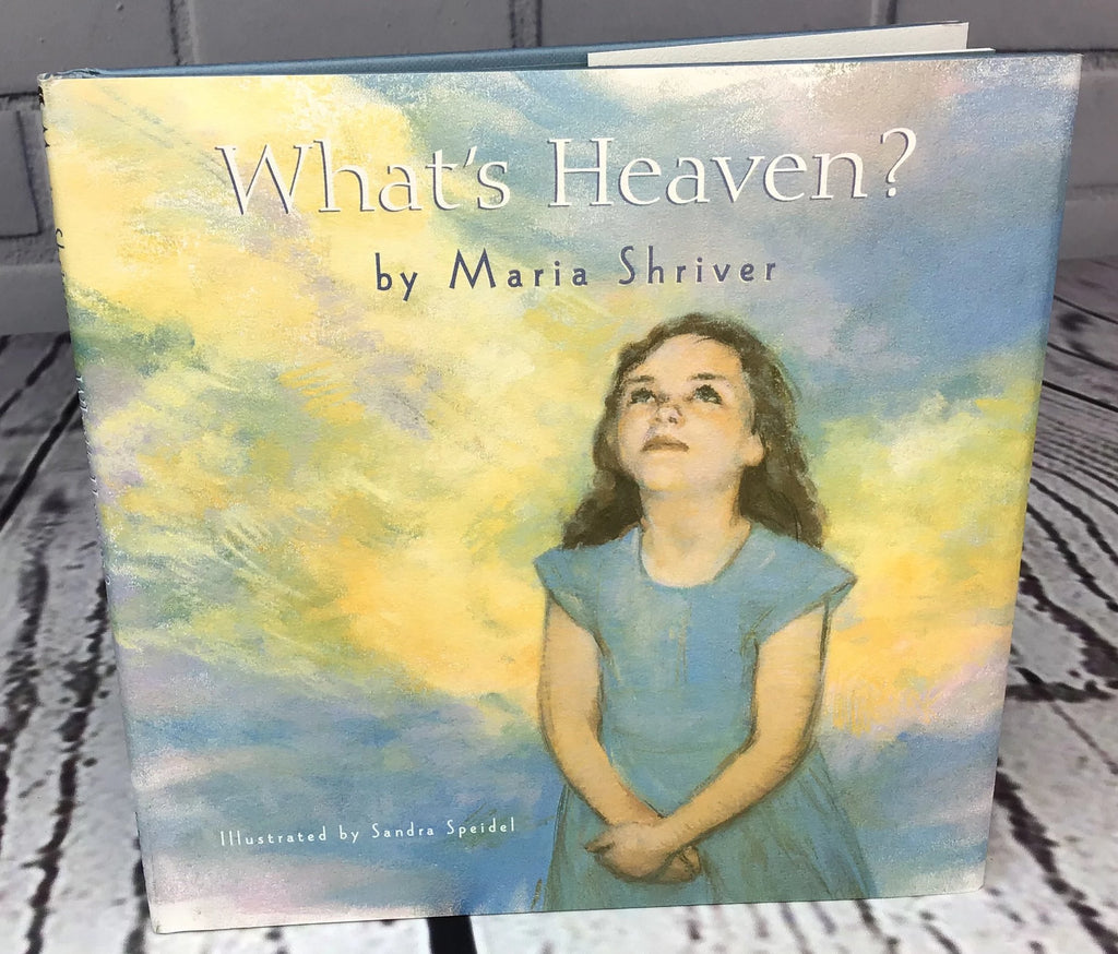 What's Heaven? - Children's Book - piper-and-dune - Books