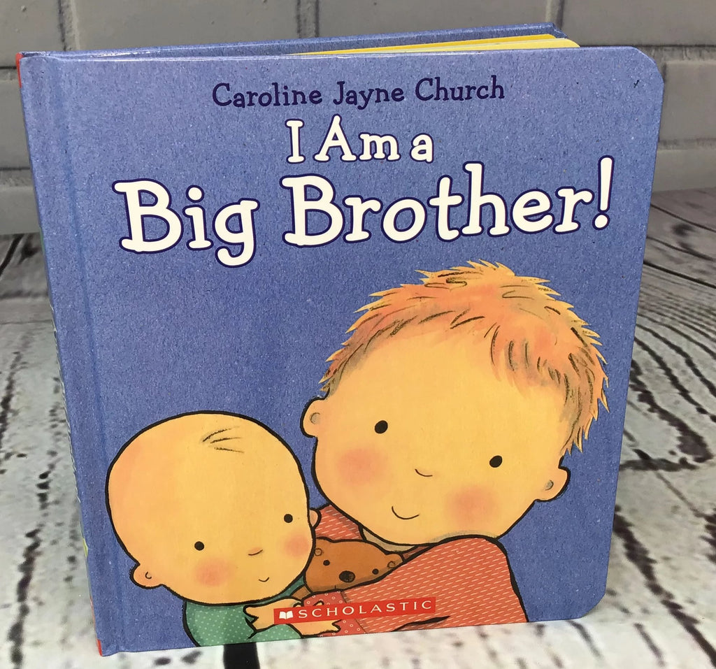 I Am A Big Brother! - Children's Book - piper-and-dune - Books