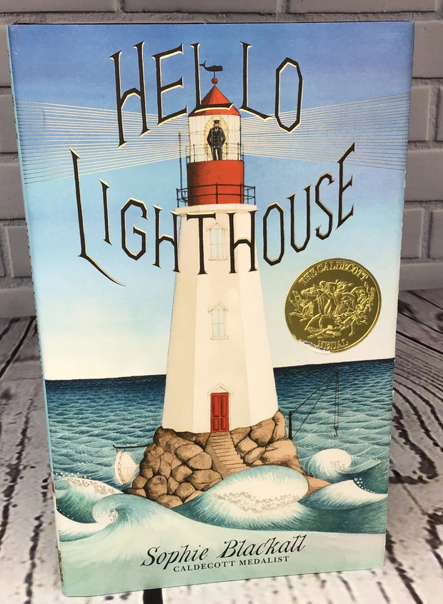 Hello Lighthouse - Children's Book - piper-and-dune - Books