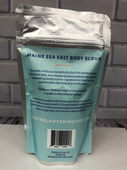 Double Duty Maine Sea Salt Scrub - piper-and-dune - Health + Beauty