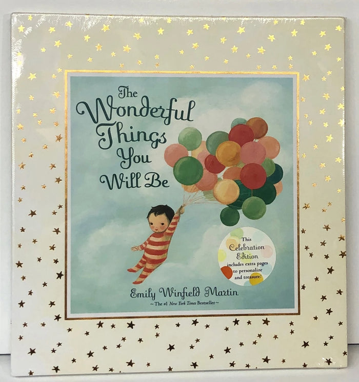 The Wonderful Things You Will Be - Children's Book - piper-and-dune - Books