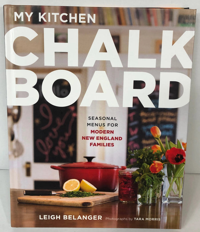 My Kitchen Chalkboard - Cookbook - piper-and-dune - Books