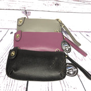 Mini Crossbody Vegan Wristlet Clutch