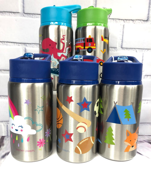 Stainless Steel Children's Water Bottles