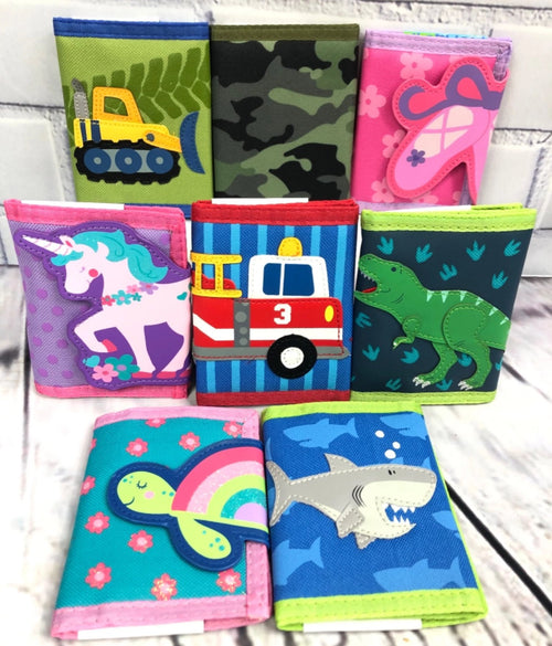 Wallets for Kids